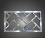 深圳鋁焊窗花