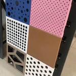 雙層微穿孔板,沖孔鋁單板