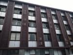 通透学校仿古铜户外镂空铝板