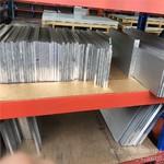 韩铝6061 双面贴膜铝板 进口铝板