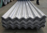 0.9mm瓦楞板、压型铝板