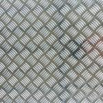 五条筋压花铝板/桔皮铝板