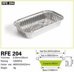 一次性鋁箔餐盒材料8011鋁箔