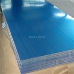 带保护膜铝板 覆蓝膜铝板