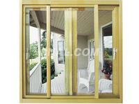 無錫封陽臺型材/忠旺斷橋鋁隔熱保溫窗/斷橋鋁門窗價格