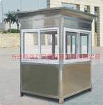 长沙供应铝塑板治安岗亭
