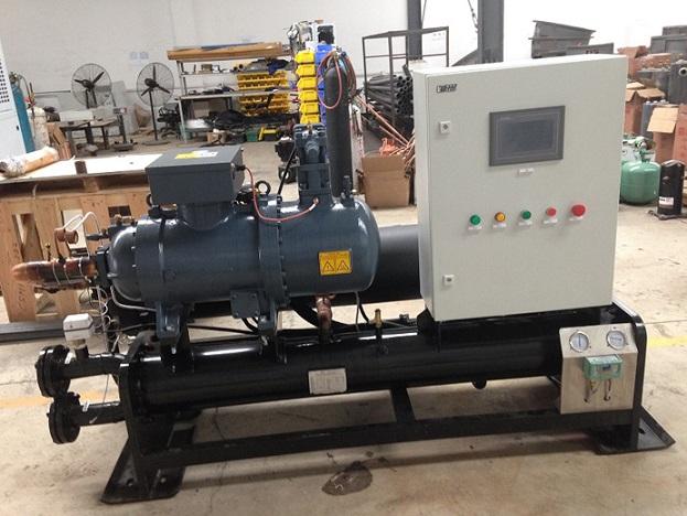 油冷却冷冻机,小型工业冷水机价格