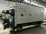 型材氧化螺杆冷水机冷冻机制冷设备
