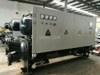 型材氧化螺桿冷水機冷凍機制冷設備