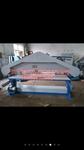 翔睿平板拉丝机厂家铝板直纹拉丝机