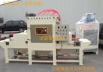 上海亚克力板输送式喷砂机