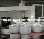 盘类圆柱体工件表面处理专用喷砂机