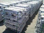 供应高纯铝锭 一级精铝 铝锭厂家 铝锭库存