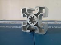 工业铝型材加工定做各种框架隔断。