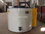 坩堝電阻熔化保溫爐
