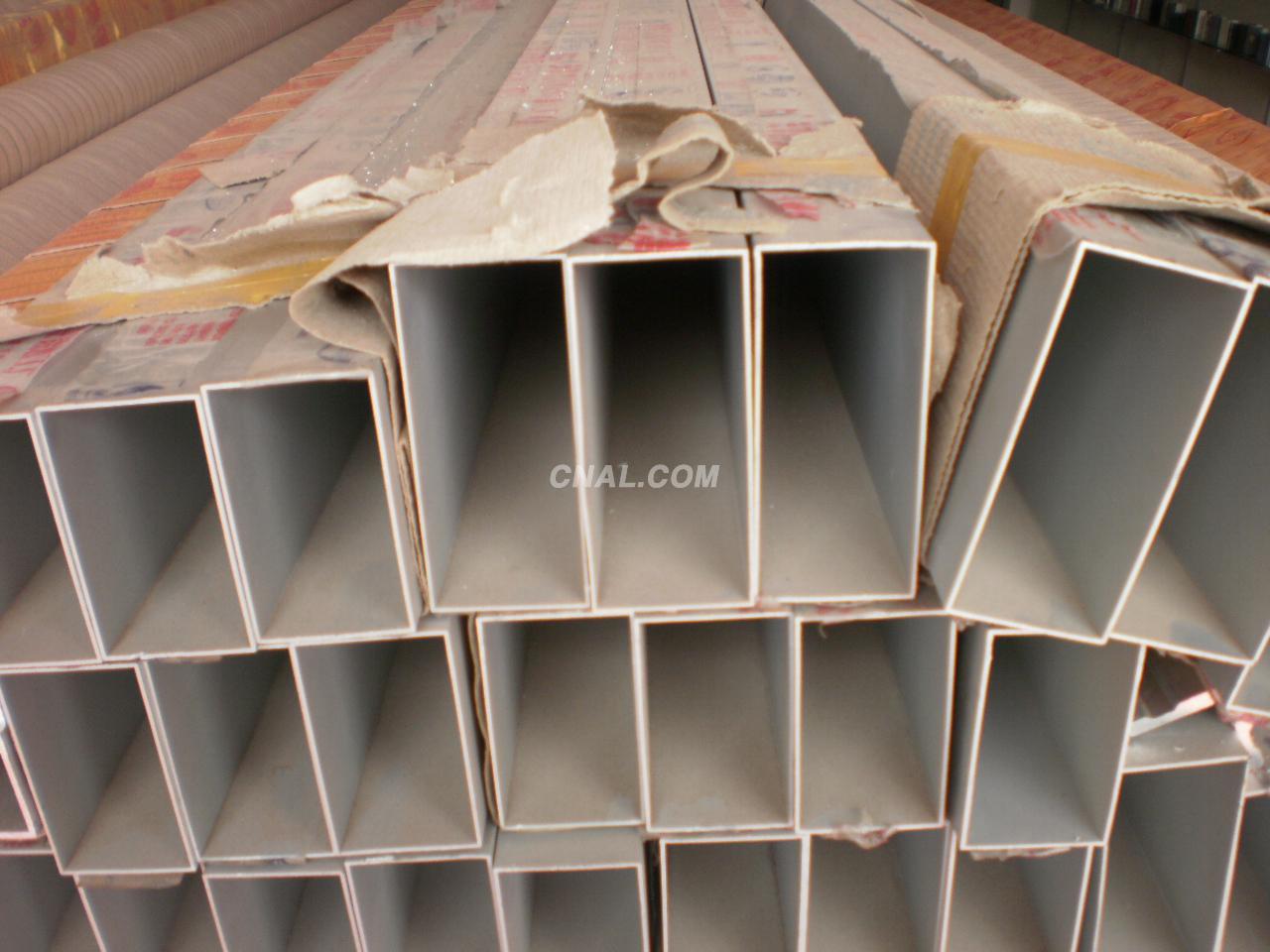 广东佛山铝合金型材圆管.方管厂家直销价格 - 中国供应商