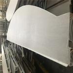 专业生产弧形铝方通吊顶/型材方通