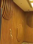 定制弧形鋁方通-波浪形曲線鋁方通