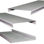 S型条扣板-加油站专用防风铝条扣板