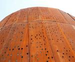 建築幕�椓佴╱t碳鋁單板-穿孔鋁板