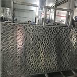雕花铝单板-艺术穿孔铝板加工程序