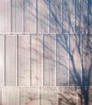 別墅門頭異形穿孔鋁單板吊頂裝飾