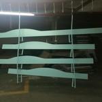 直销异形弧形造型铝方通定制厂家