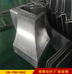 美术馆天花格栅3D打印铝板生产厂家