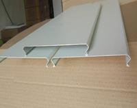 加氣站雨棚吊頂S型防風鋁條扣量身定制