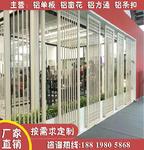 图书馆外墙铝合金花格门窗定制尺寸生产