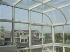 供應江蘇木紋陽光房鋁型材-建築鋁型材