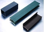 提供鋁型材的粉末噴涂,色彩多樣化