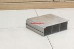 6063-T5船舶鋁型材噴砂氧化生產