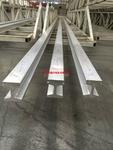 来图来样深加工地铁导电轨铝型材
