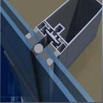 鼎杰供应各种高难度挤压铝型材