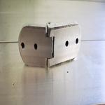 拉手,地铁导轨连接件铝型材深加工