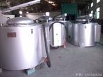供應鋁合金坩堝熔煉保溫爐