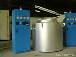 供應鋁坩堝熔煉保溫爐鋁合金熔爐廠