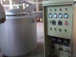 供應鋁合金坩堝熔化爐熔煉爐