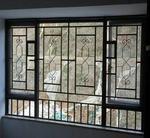 木纹铝窗花厂家直销铝材专业生产