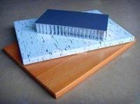 新型建筑装饰材料铝蜂窝板