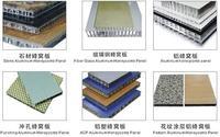 用途廣泛的復合材料鋁蜂窩板