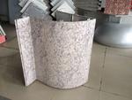 新型裝飾材料仿石紋鋁單板