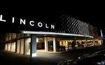 林肯4S店铝单板天花吊顶