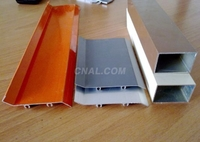 铝合金百叶窗型材  山东供应