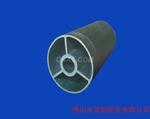 装饰铝合金圆管 空心圆管 家具铝材