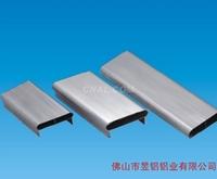 鋁合金壓鑄散熱器鋁合金型材定做