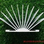 工业铝型材散热器铝合金挤压型材