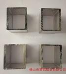 供应矩形方管铝型材 厚薄壁铝方通