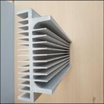 佛山铝厂供应6063阳极氧化铝型材